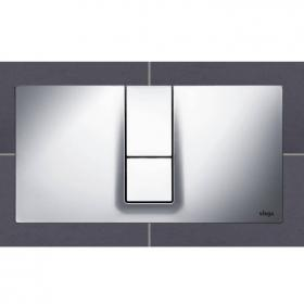 Viega Visign Style 14 Chrome Plated Flush Plate