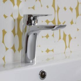Roper Rhodes Vigour Basin Mixer with Click Waste
