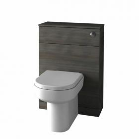 Frontline Vitale Fossil Grey 600mm WC Unit