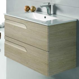 Frontline Vitale Natural Stone 1000mm Vanity Unit & Basin
