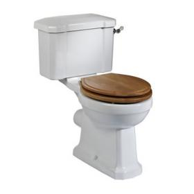 Tavistock Vitoria Close Coupled WC, Cistern & Seat
