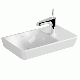 Vitra Designer T4 Basin With Offset Tap Hole