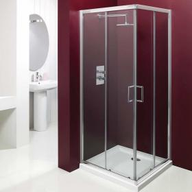 Merlyn Vivid Entree Corner Shower Enclosure
