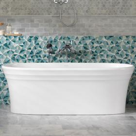 Photo of Victoria + Albert Warndon Freestanding Bath