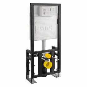 Vitra 1.12cm WC Frame For Wall Hung WC - Floor Mounted