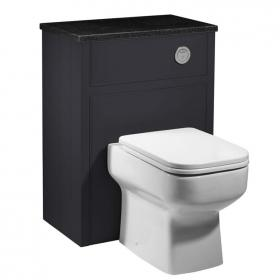 Roper Rhodes Hampton 600mm Slate Grey Back To Wall WC Unit
