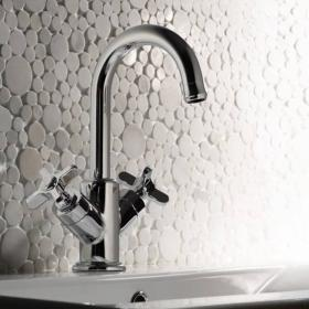 Roper Rhodes Wessex Basin Mixer with Waste