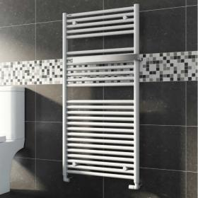 Mere Hugo2 White Gloss 600mm Radiator