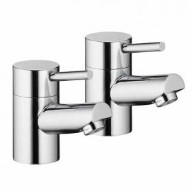 Pura Xcite Bath Pillar Taps