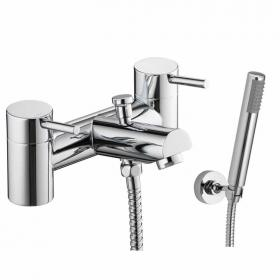 Pura Xcite Bath Shower Mixer with Kit