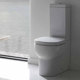 Roper Rhodes Zest Close Coupled Toilet & Soft Close Seat