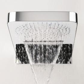 Crosswater Revive Waterfall Fixed Shower Head