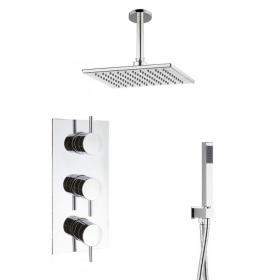 Crosswater Kai Lever Shower Triple Valve Pack