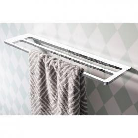 Photo of Crosswater Wisp Double 600mm Towel Rail
