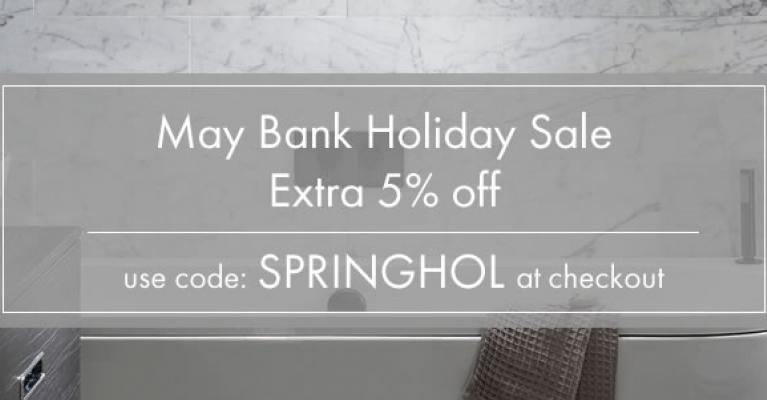 EXTRA 5% OFF WITH CODE - SPRINGHOL